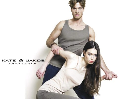 Kate & Jakob- Collection Yogawear '14