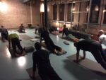 verjaardags yoga workshop