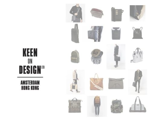 Keen on design- bags