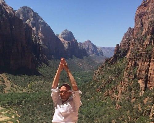 Augustus- vakantie, yoga, lessen, strand - Dick Langenberg