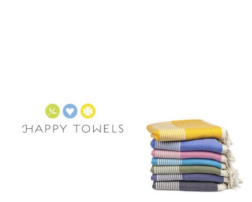 Happy Towels- hamamdoeken