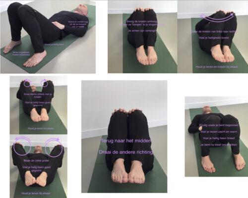Tensegrity- Stress Relief Yoga